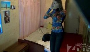 Hidden Zone Dilettante spy sex livecam three
