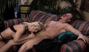 anal blonde hardcore store pupper blowjob