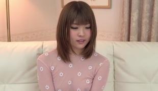 Astounding Japanese gal Yuri Hyuga in Hottest JAV uncensored Dildos/Toys movie