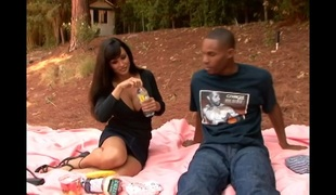 Lisa Ann & CJ Wright in My Allies Hot Mom
