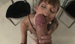 Rocco Siffredi has unforgettable oral sex with Taniella