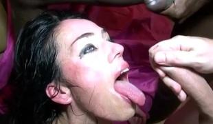 amatør anal hardcore dobbel penetrasjon gangbang