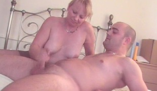 Sexy Liz Bonetto Seduces Her Younger Lover