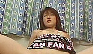 Unshaved Asian amateur girlfriend fucks with facial