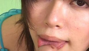 oral blowjob asiatisk orientalsk hals