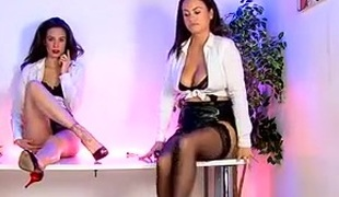 Kandi kay and ella jolie nightshow