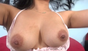 Super sexy Oriental milf Maya Mona acquires her pussy rammed hard