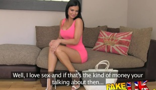 FakeAgentUK Wanted The superlatively good of British pussy