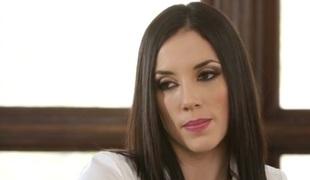 lesbisk milf store pupper fingring latina