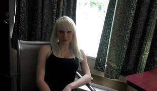 babe kjønn blonde vakker blowjob