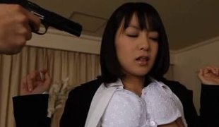 Sexual Asian filly Nana Nanaumi likes being banged with hard shafts