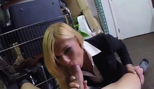 Aussie amateur lesbo dong Hot Milf Banged At The PawnSH