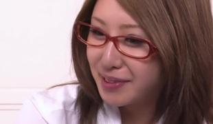 Mariru Amamiya Uncensored Hardcore Clip