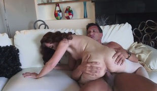Sable Renae is too hot to stop engulfing Marco Banderass sturdy 10-Pounder