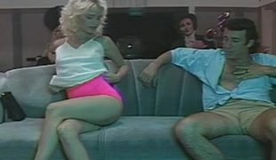 Beautiful retro playgirl Tianna gets bawdy cleft screwed raw and hardcore